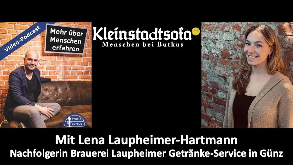 Interview Kleinstadtsofa -Lena Laupheimer spricht über die aktuelle Lage